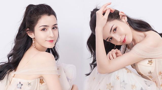 哈妮克孜晒最新写真 星星纱裙演绎仲夏之梦-bbk影视资讯
