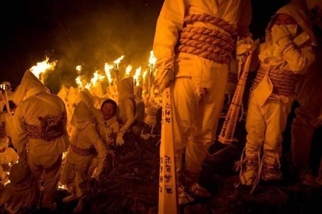 """日本的三大""""奇祭"""" 有点奇葩,感觉哪个最厉害?(3)"""