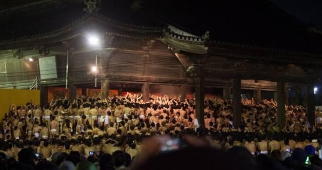 """日本的三大""""奇祭"""" 有点奇葩,感觉哪个最厉害?(1)"""