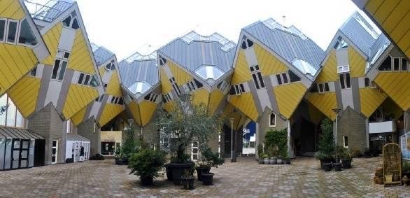 """世界上十个最怪的建筑,最后一个建筑叫""""铲除妖孽大楼""""(1)"""